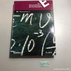 Enciclopedias de segunda mano: LA ENCICLOPEDIA DEL ESTUDIANTE. Lote 209396355
