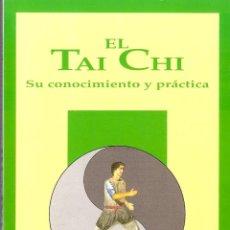 Enciclopedias de segunda mano: EL TAI-CHI - PAUL CROMPTON. Lote 210575163