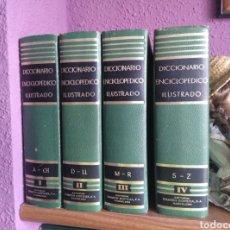 Enciclopedias de segunda mano: DICCIONARIO ENCICLOPÉDICO ILUSTRADO. SOPENA. Lote 210971730