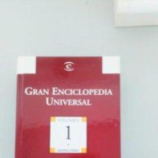 Enciclopedias de segunda mano: GRAN ENCICLOPEDIA UNIVERSAL. Lote 211521661