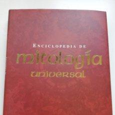 Enciclopedias de segunda mano: ENCICLOPEDIA DE MITOLOGÍA UNIVERSAL (ARTHUR COTTERELL). Lote 211680828
