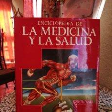 Enciclopedias de segunda mano: ENCICLOPEDIA DE LA MEDICINA Y LA SALUD CUATRO TOMOS. Lote 212026710