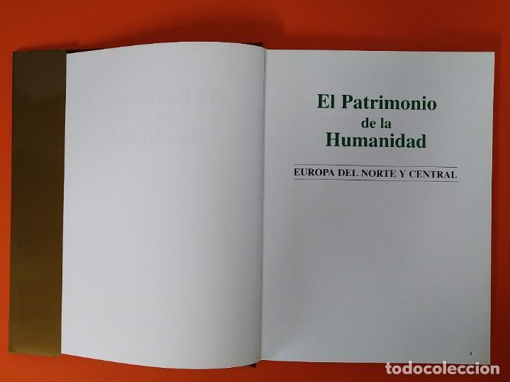 Enciclopedias de segunda mano: EL PATRIMONIO DE LA HUMANIDAD - COLECCION COMPLETA ( 10 TOMOS ) - EDILIBRO - AÑO 1996 ...L1630 - Foto 3 - 212596381