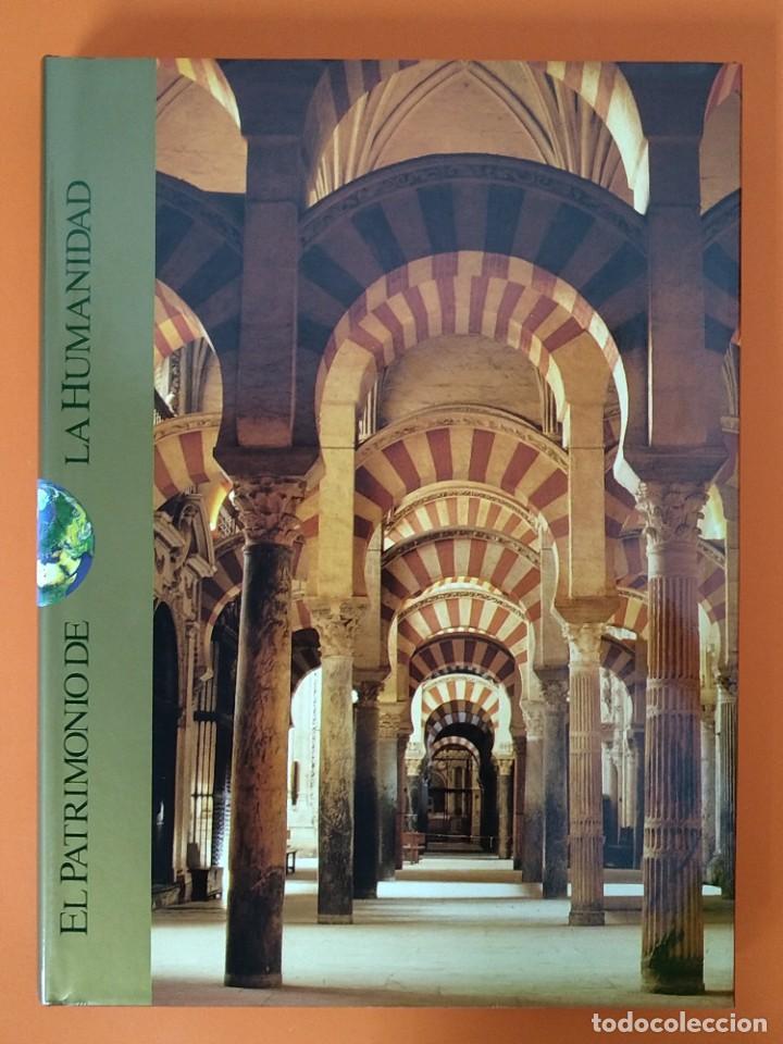 Enciclopedias de segunda mano: EL PATRIMONIO DE LA HUMANIDAD - COLECCION COMPLETA ( 10 TOMOS ) - EDILIBRO - AÑO 1996 ...L1630 - Foto 6 - 212596381