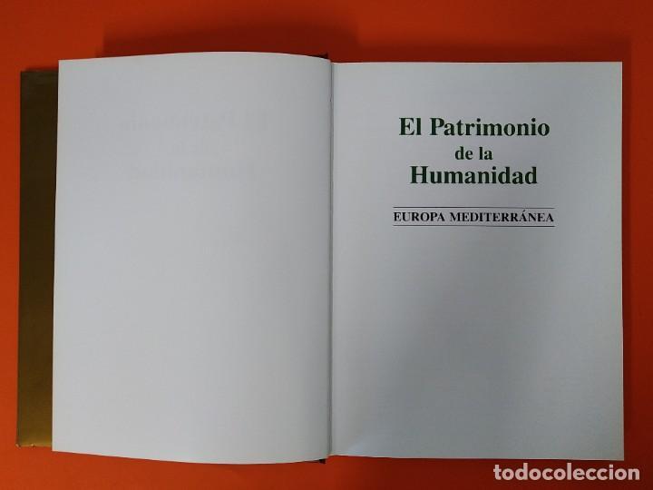 Enciclopedias de segunda mano: EL PATRIMONIO DE LA HUMANIDAD - COLECCION COMPLETA ( 10 TOMOS ) - EDILIBRO - AÑO 1996 ...L1630 - Foto 7 - 212596381