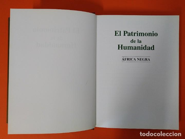 Enciclopedias de segunda mano: EL PATRIMONIO DE LA HUMANIDAD - COLECCION COMPLETA ( 10 TOMOS ) - EDILIBRO - AÑO 1996 ...L1630 - Foto 11 - 212596381