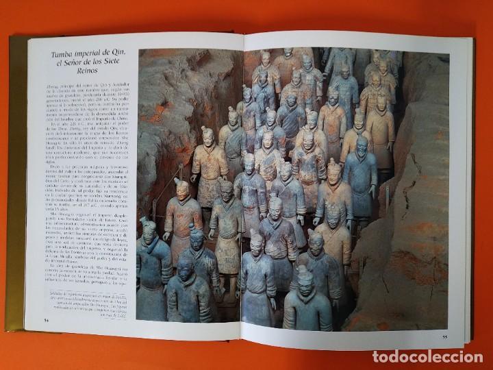Enciclopedias de segunda mano: EL PATRIMONIO DE LA HUMANIDAD - COLECCION COMPLETA ( 10 TOMOS ) - EDILIBRO - AÑO 1996 ...L1630 - Foto 25 - 212596381
