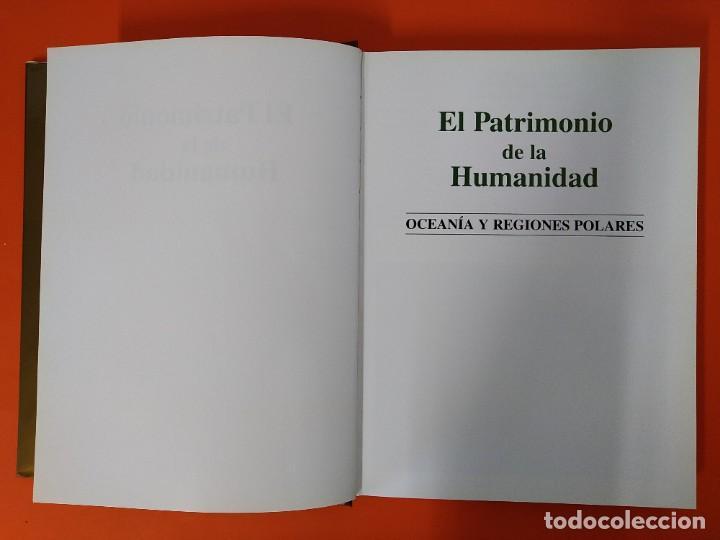 Enciclopedias de segunda mano: EL PATRIMONIO DE LA HUMANIDAD - COLECCION COMPLETA ( 10 TOMOS ) - EDILIBRO - AÑO 1996 ...L1630 - Foto 39 - 212596381
