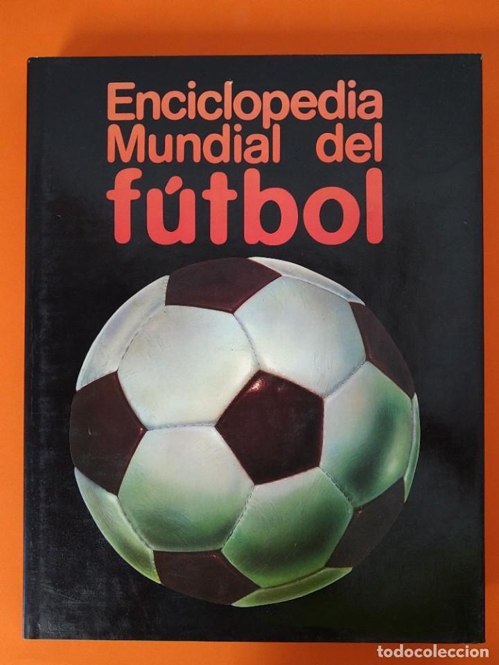 Enciclopedias de segunda mano: ENCICLOPEDIA MUNDIAL DEL FUTBOL - COMPLETA ( 6 TOMOS Y SUPLEMENTO) EDITORIAL OCÉANO,AÑO 1982..L1632 - Foto 11 - 212600222