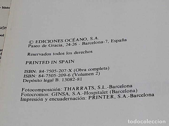 Enciclopedias de segunda mano: ENCICLOPEDIA MUNDIAL DEL FUTBOL - COMPLETA ( 6 TOMOS Y SUPLEMENTO) EDITORIAL OCÉANO,AÑO 1982..L1632 - Foto 12 - 212600222
