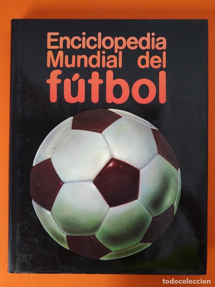 Enciclopedias de segunda mano: ENCICLOPEDIA MUNDIAL DEL FUTBOL - COMPLETA ( 6 TOMOS Y SUPLEMENTO) EDITORIAL OCÉANO,AÑO 1982..L1632 - Foto 16 - 212600222