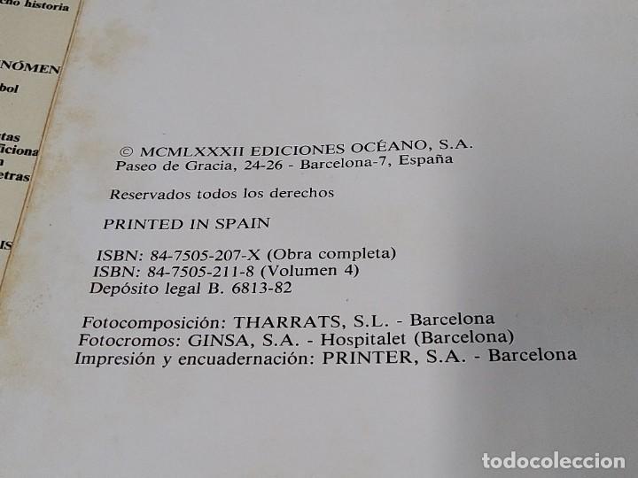 Enciclopedias de segunda mano: ENCICLOPEDIA MUNDIAL DEL FUTBOL - COMPLETA ( 6 TOMOS Y SUPLEMENTO) EDITORIAL OCÉANO,AÑO 1982..L1632 - Foto 23 - 212600222