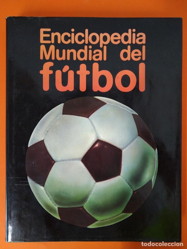 Enciclopedias de segunda mano: ENCICLOPEDIA MUNDIAL DEL FUTBOL - COMPLETA ( 6 TOMOS Y SUPLEMENTO) EDITORIAL OCÉANO,AÑO 1982..L1632 - Foto 28 - 212600222