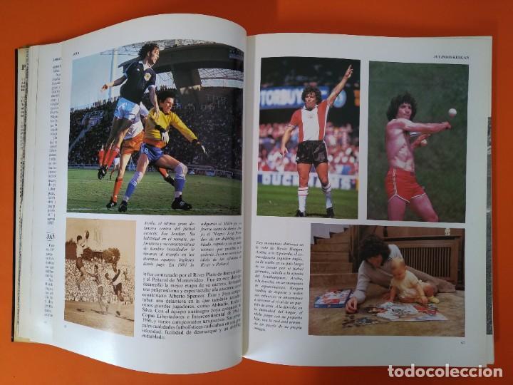 Enciclopedias de segunda mano: ENCICLOPEDIA MUNDIAL DEL FUTBOL - COMPLETA ( 6 TOMOS Y SUPLEMENTO) EDITORIAL OCÉANO,AÑO 1982..L1632 - Foto 32 - 212600222