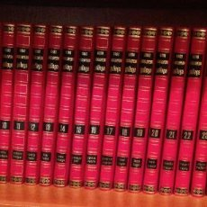 Enciclopedias de segunda mano: GRAN ENCICLOPEDIA GALLEGA. SILVERIO CAÑADA. PRIMERA EDICIÓN. 1974. 30 TOMOS. IMPECABLE. GRAN OCASIÓN. Lote 212714007
