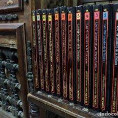 Enciclopedias de segunda mano: DOCE MIL GRANDES. COMPLETA. 12 TOMOS. ENCICLOPEDIA BIOGRÁFICA UNIVERSAL. ED. PROMEXA. MÉXICO DF 1982. Lote 212751837