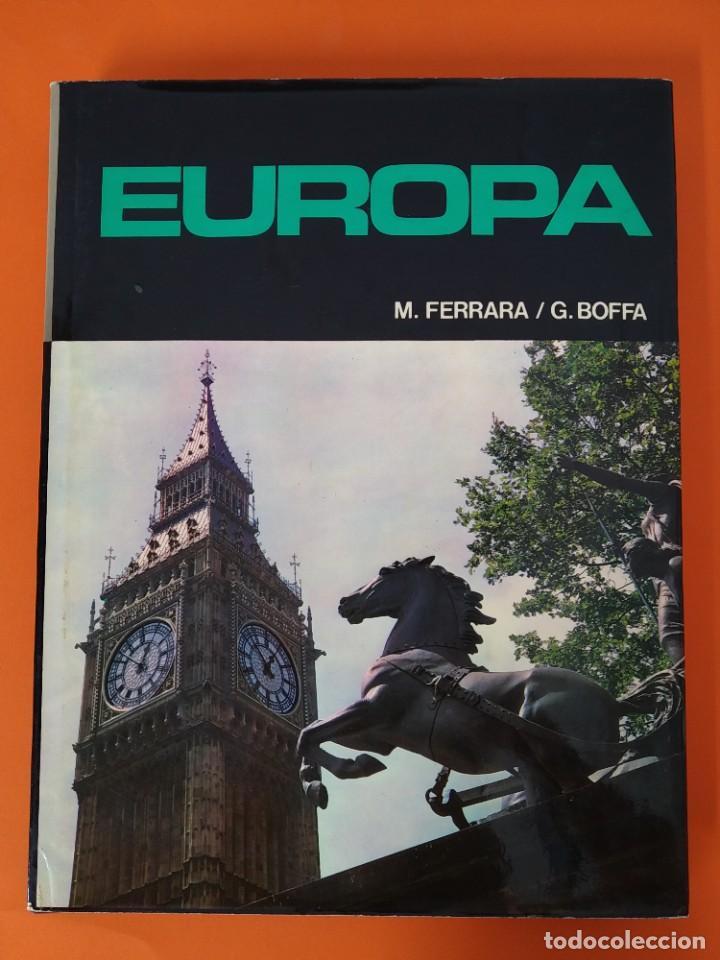Enciclopedias de segunda mano: ENCICLOPEDIA EUROPA - COLECCION COMPLETA (2 TOMOS) - EDICIONES DANAE - AÑO 1979 ...L1660 - Foto 2 - 212757260
