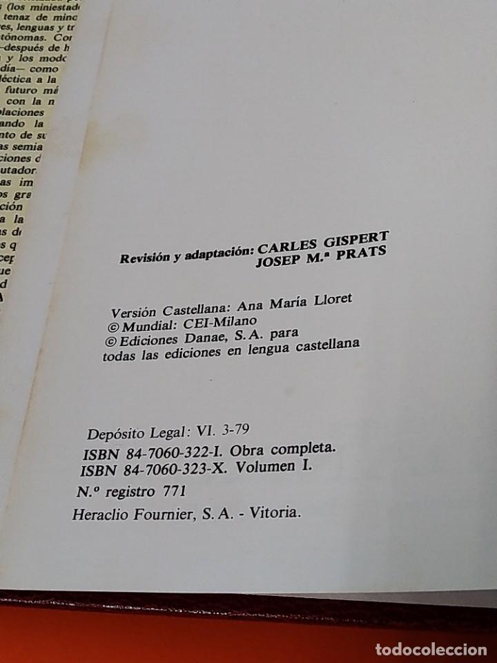 Enciclopedias de segunda mano: ENCICLOPEDIA EUROPA - COLECCION COMPLETA (2 TOMOS) - EDICIONES DANAE - AÑO 1979 ...L1660 - Foto 4 - 212757260