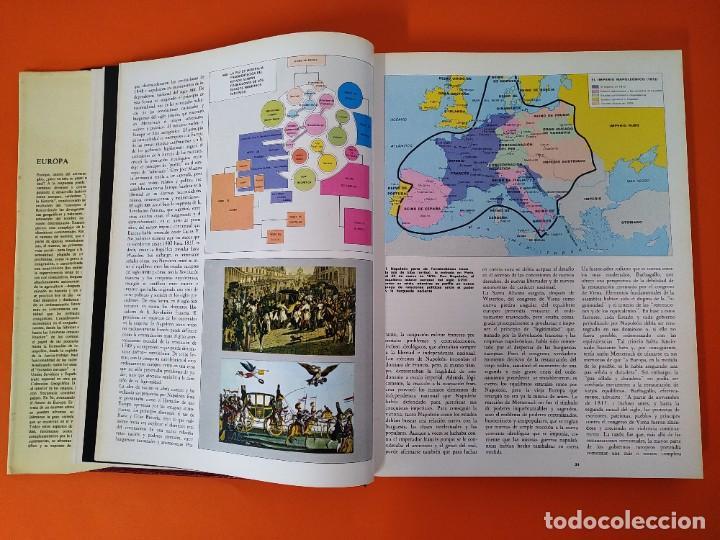 Enciclopedias de segunda mano: ENCICLOPEDIA EUROPA - COLECCION COMPLETA (2 TOMOS) - EDICIONES DANAE - AÑO 1979 ...L1660 - Foto 5 - 212757260