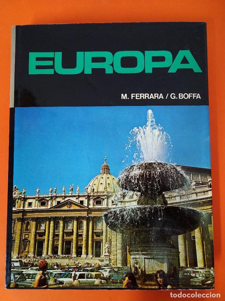 Enciclopedias de segunda mano: ENCICLOPEDIA EUROPA - COLECCION COMPLETA (2 TOMOS) - EDICIONES DANAE - AÑO 1979 ...L1660 - Foto 8 - 212757260