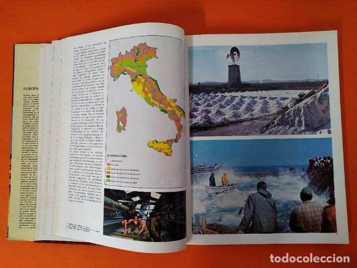 Enciclopedias de segunda mano: ENCICLOPEDIA EUROPA - COLECCION COMPLETA (2 TOMOS) - EDICIONES DANAE - AÑO 1979 ...L1660 - Foto 11 - 212757260