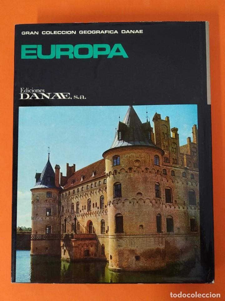 Enciclopedias de segunda mano: ENCICLOPEDIA EUROPA - COLECCION COMPLETA (2 TOMOS) - EDICIONES DANAE - AÑO 1979 ...L1660 - Foto 12 - 212757260