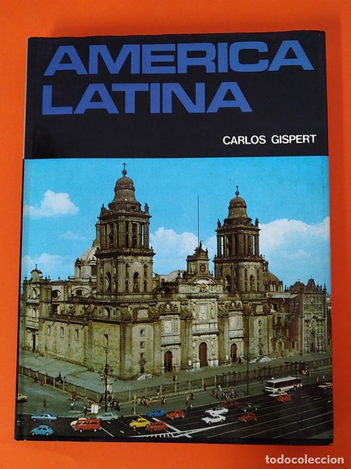 Enciclopedias de segunda mano: ENCICLOPEDIA AMERICA LATINA - COLECCION COMPLETA (2 TOMOS) - EDICIONES DANAE - AÑO 1981 ...L1661 - Foto 2 - 212757588