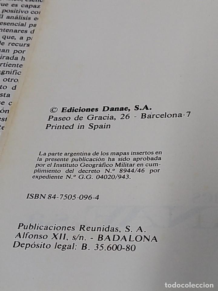 Enciclopedias de segunda mano: ENCICLOPEDIA AMERICA LATINA - COLECCION COMPLETA (2 TOMOS) - EDICIONES DANAE - AÑO 1981 ...L1661 - Foto 4 - 212757588