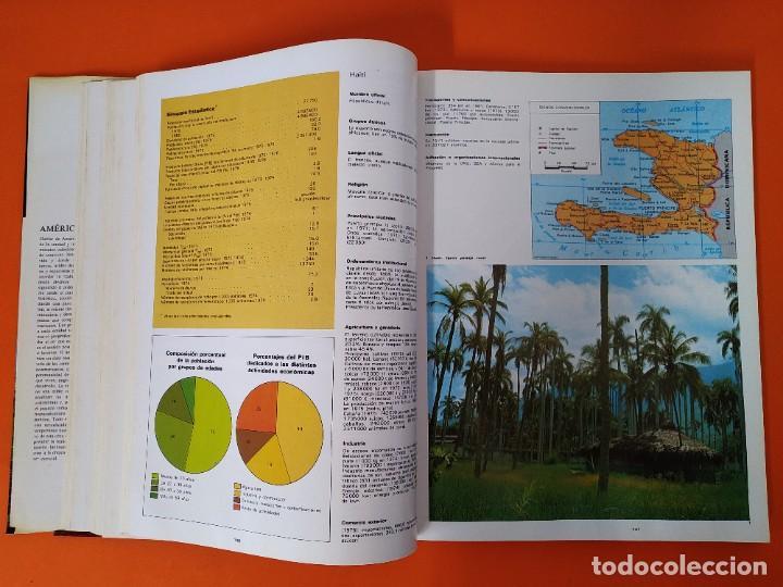 Enciclopedias de segunda mano: ENCICLOPEDIA AMERICA LATINA - COLECCION COMPLETA (2 TOMOS) - EDICIONES DANAE - AÑO 1981 ...L1661 - Foto 6 - 212757588