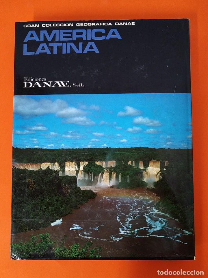 Enciclopedias de segunda mano: ENCICLOPEDIA AMERICA LATINA - COLECCION COMPLETA (2 TOMOS) - EDICIONES DANAE - AÑO 1981 ...L1661 - Foto 7 - 212757588