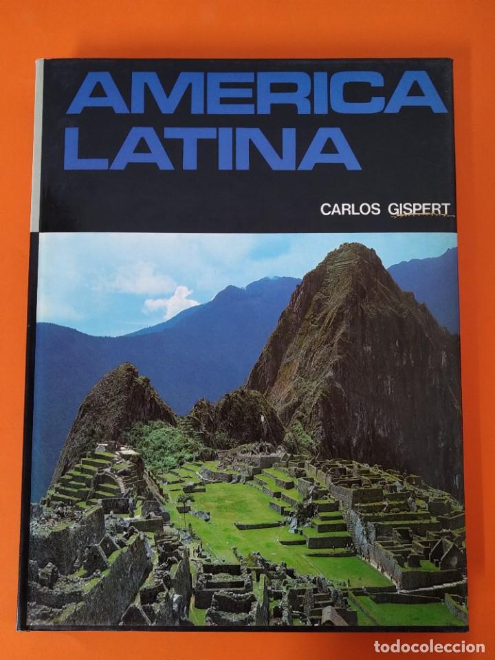 Enciclopedias de segunda mano: ENCICLOPEDIA AMERICA LATINA - COLECCION COMPLETA (2 TOMOS) - EDICIONES DANAE - AÑO 1981 ...L1661 - Foto 8 - 212757588