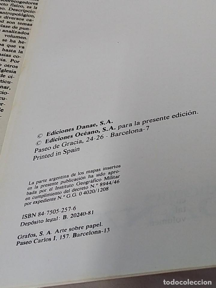 Enciclopedias de segunda mano: ENCICLOPEDIA AMERICA LATINA - COLECCION COMPLETA (2 TOMOS) - EDICIONES DANAE - AÑO 1981 ...L1661 - Foto 10 - 212757588
