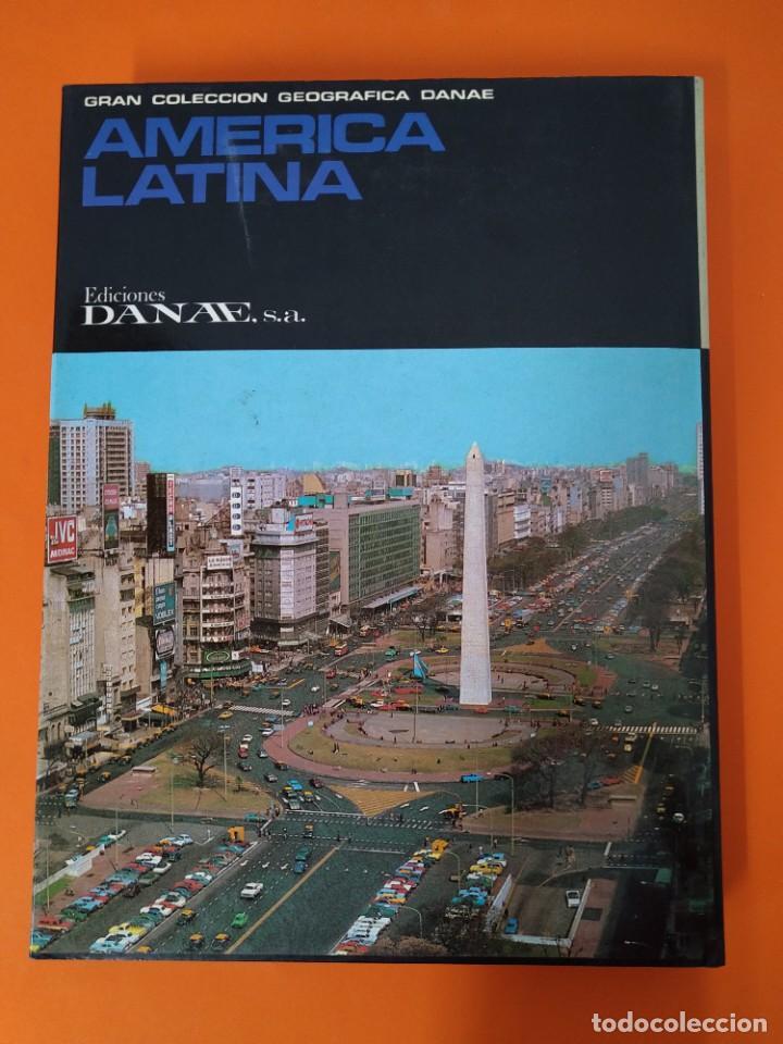 Enciclopedias de segunda mano: ENCICLOPEDIA AMERICA LATINA - COLECCION COMPLETA (2 TOMOS) - EDICIONES DANAE - AÑO 1981 ...L1661 - Foto 13 - 212757588