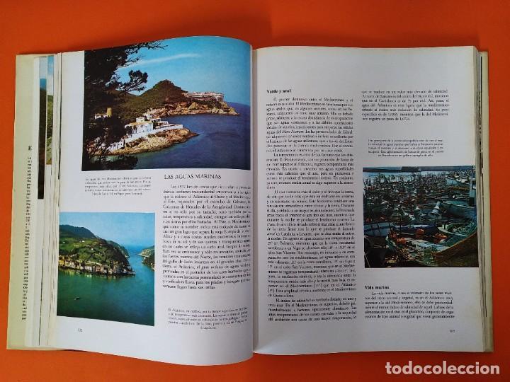 Enciclopedias de segunda mano: ENCICLOPEDIA ESPAÑA - COLECCION COMPLETA (2 TOMOS) - EDICIONES DANAE - AÑO 1979 ...L1662 - Foto 5 - 212758030