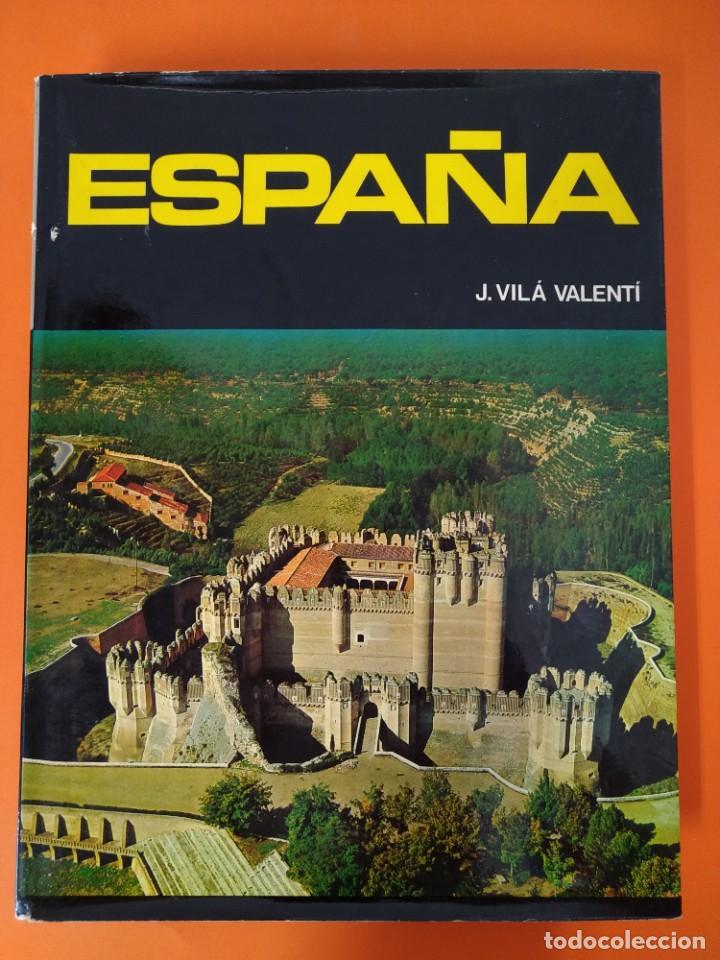 Enciclopedias de segunda mano: ENCICLOPEDIA ESPAÑA - COLECCION COMPLETA (2 TOMOS) - EDICIONES DANAE - AÑO 1979 ...L1662 - Foto 8 - 212758030