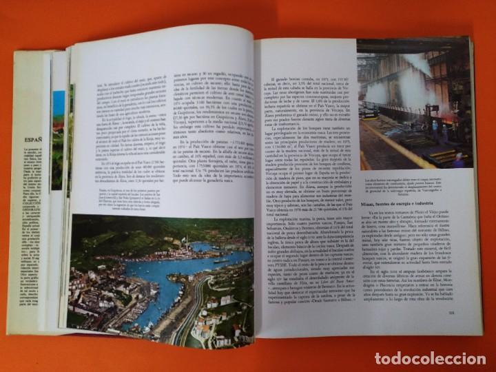 Enciclopedias de segunda mano: ENCICLOPEDIA ESPAÑA - COLECCION COMPLETA (2 TOMOS) - EDICIONES DANAE - AÑO 1979 ...L1662 - Foto 11 - 212758030