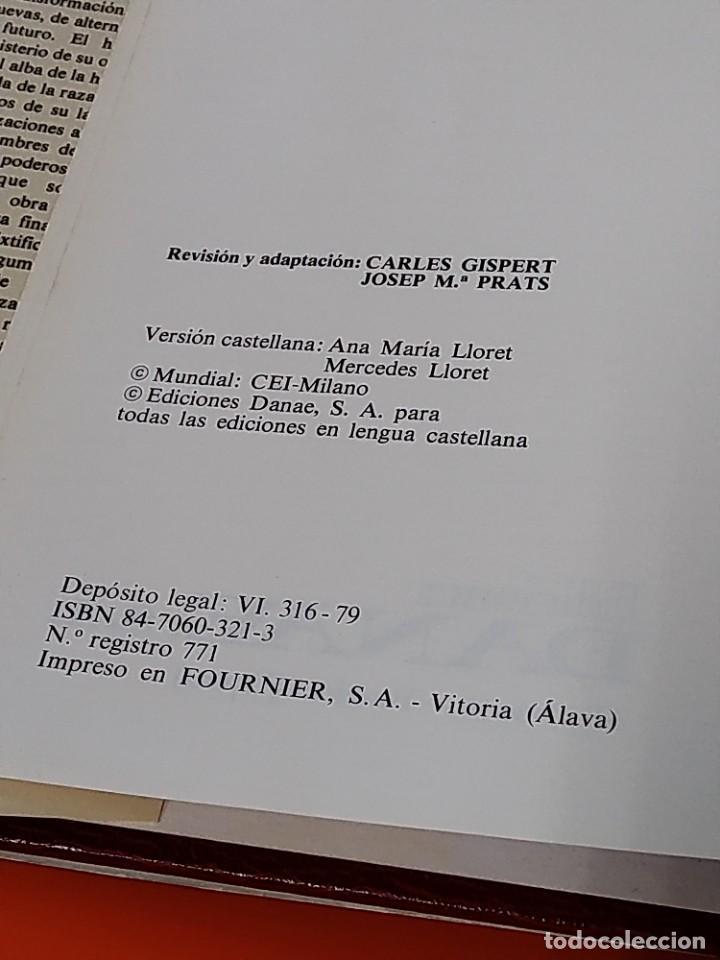 Enciclopedias de segunda mano: ENCICLOPEDIA AFRICA - COLECCION COMPLETA (2 TOMOS) - EDICIONES DANAE - AÑO 1979 ...L1663 - Foto 4 - 212758513