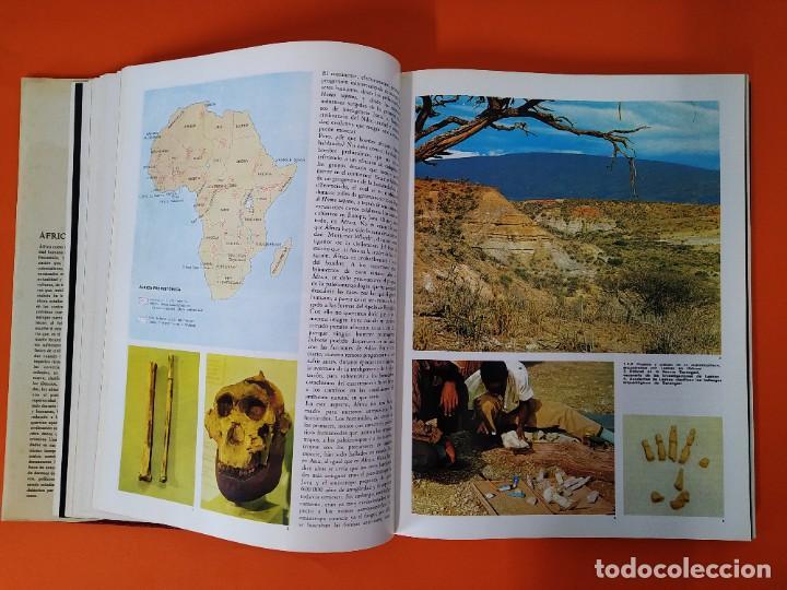 Enciclopedias de segunda mano: ENCICLOPEDIA AFRICA - COLECCION COMPLETA (2 TOMOS) - EDICIONES DANAE - AÑO 1979 ...L1663 - Foto 6 - 212758513