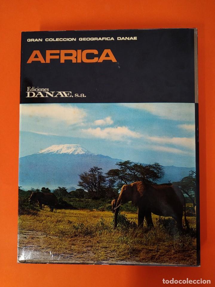 Enciclopedias de segunda mano: ENCICLOPEDIA AFRICA - COLECCION COMPLETA (2 TOMOS) - EDICIONES DANAE - AÑO 1979 ...L1663 - Foto 7 - 212758513