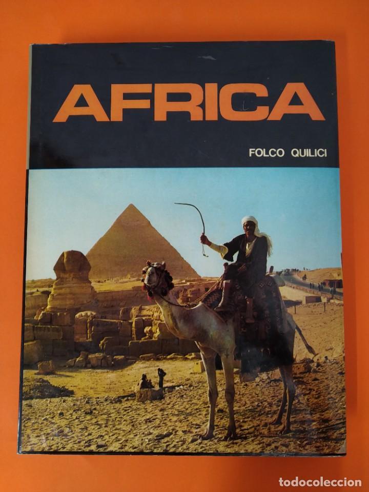 Enciclopedias de segunda mano: ENCICLOPEDIA AFRICA - COLECCION COMPLETA (2 TOMOS) - EDICIONES DANAE - AÑO 1979 ...L1663 - Foto 8 - 212758513