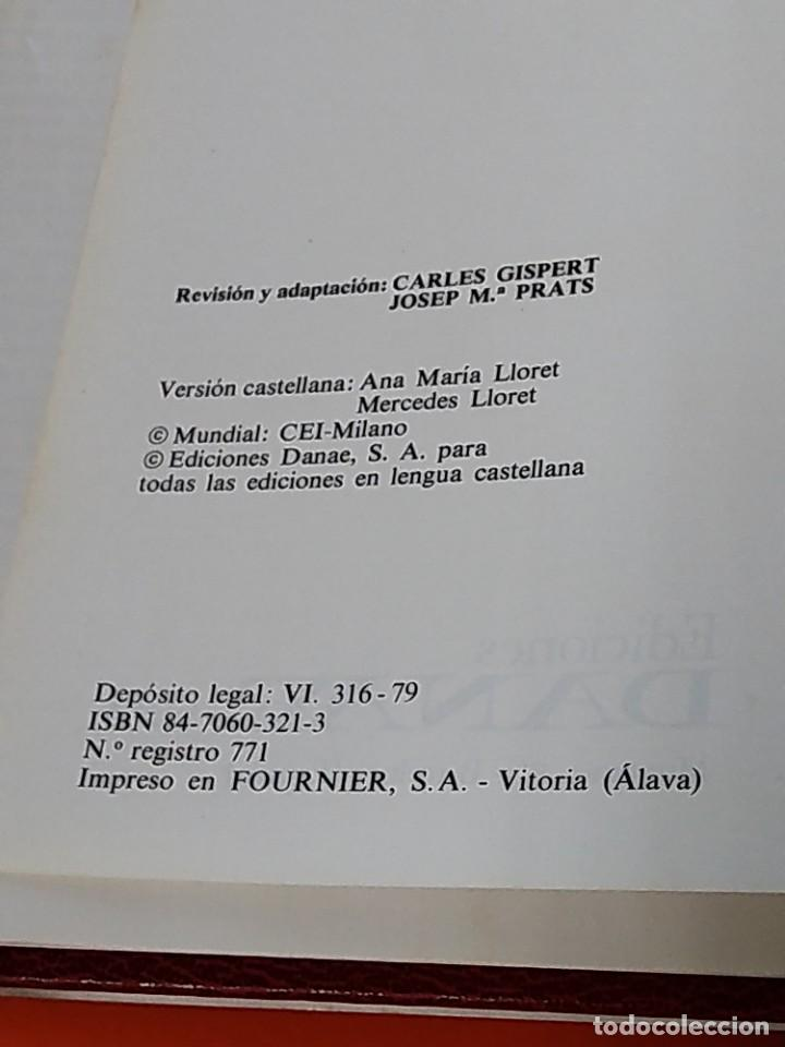Enciclopedias de segunda mano: ENCICLOPEDIA AFRICA - COLECCION COMPLETA (2 TOMOS) - EDICIONES DANAE - AÑO 1979 ...L1663 - Foto 10 - 212758513