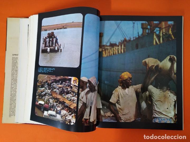 Enciclopedias de segunda mano: ENCICLOPEDIA AFRICA - COLECCION COMPLETA (2 TOMOS) - EDICIONES DANAE - AÑO 1979 ...L1663 - Foto 11 - 212758513