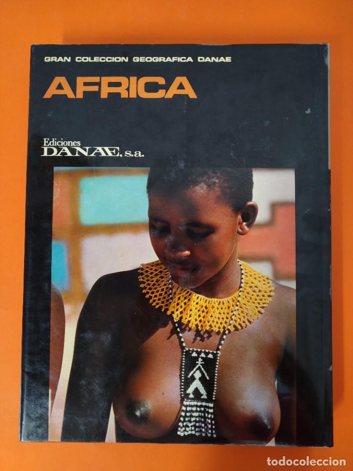Enciclopedias de segunda mano: ENCICLOPEDIA AFRICA - COLECCION COMPLETA (2 TOMOS) - EDICIONES DANAE - AÑO 1979 ...L1663 - Foto 13 - 212758513