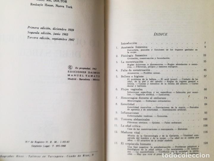 Enciclopedias de segunda mano: LO QUE TODA MUJER DEBE SABER. - Foto 3 - 212993001