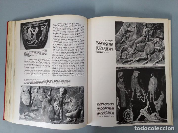 Enciclopedias de segunda mano: ENCICLOPEDIA NUEVA HISTORIA UNIVERSAL - COMPLETA (6 TOMOS) - EDITORIAL MARIN - AÑO 1968 ... L1723 - Foto 5 - 213227877