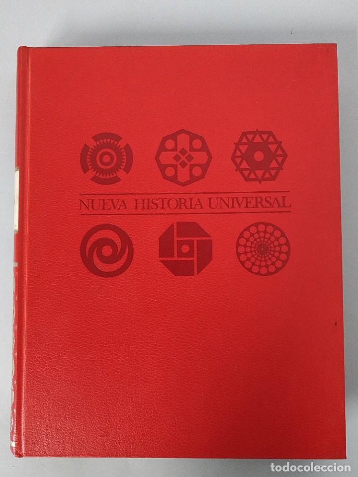 Enciclopedias de segunda mano: ENCICLOPEDIA NUEVA HISTORIA UNIVERSAL - COMPLETA (6 TOMOS) - EDITORIAL MARIN - AÑO 1968 ... L1723 - Foto 7 - 213227877