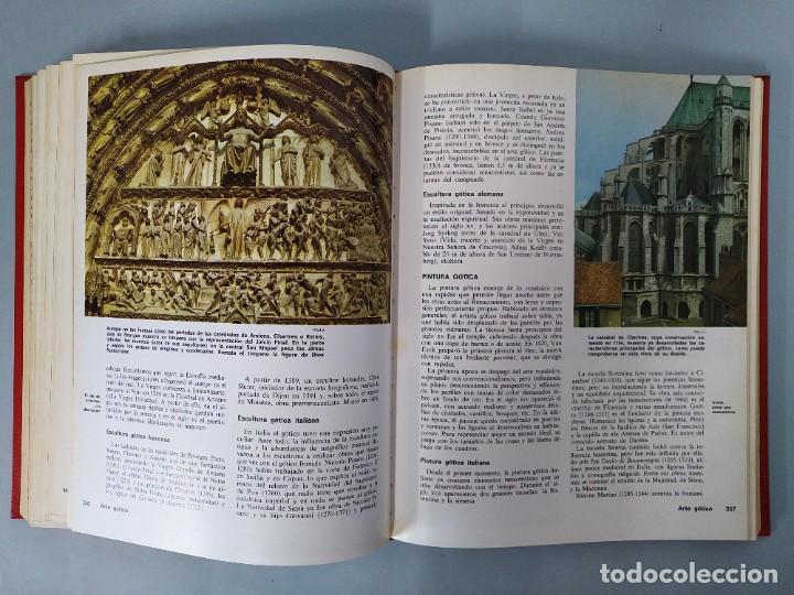 Enciclopedias de segunda mano: ENCICLOPEDIA NUEVA HISTORIA UNIVERSAL - COMPLETA (6 TOMOS) - EDITORIAL MARIN - AÑO 1968 ... L1723 - Foto 10 - 213227877