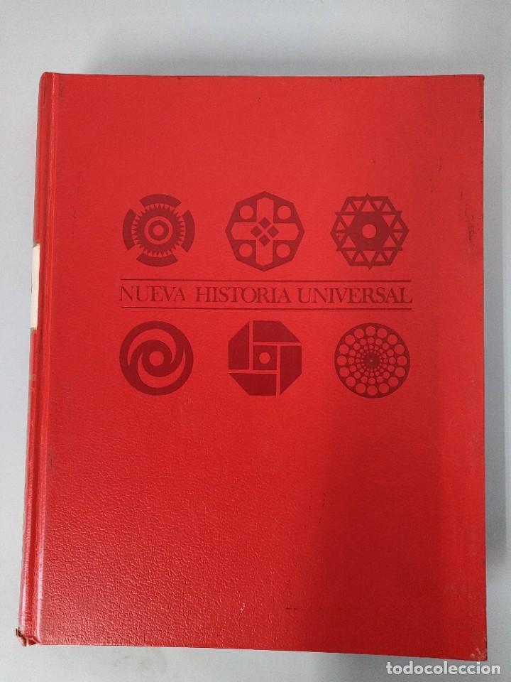 Enciclopedias de segunda mano: ENCICLOPEDIA NUEVA HISTORIA UNIVERSAL - COMPLETA (6 TOMOS) - EDITORIAL MARIN - AÑO 1968 ... L1723 - Foto 12 - 213227877