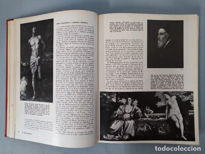 Enciclopedias de segunda mano: ENCICLOPEDIA NUEVA HISTORIA UNIVERSAL - COMPLETA (6 TOMOS) - EDITORIAL MARIN - AÑO 1968 ... L1723 - Foto 14 - 213227877