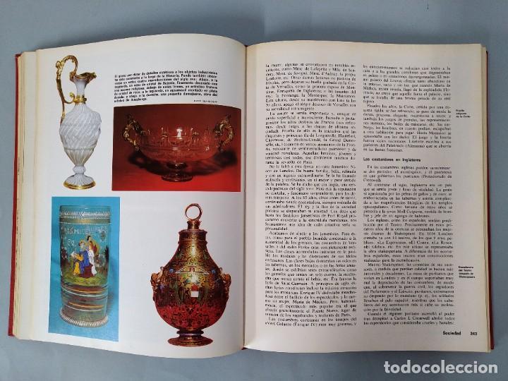 Enciclopedias de segunda mano: ENCICLOPEDIA NUEVA HISTORIA UNIVERSAL - COMPLETA (6 TOMOS) - EDITORIAL MARIN - AÑO 1968 ... L1723 - Foto 20 - 213227877